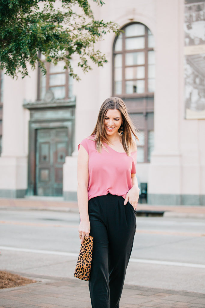 How to Style Trousers for Date Night