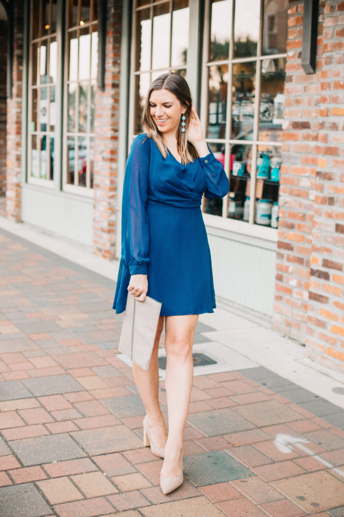 Affordable Fall Dress