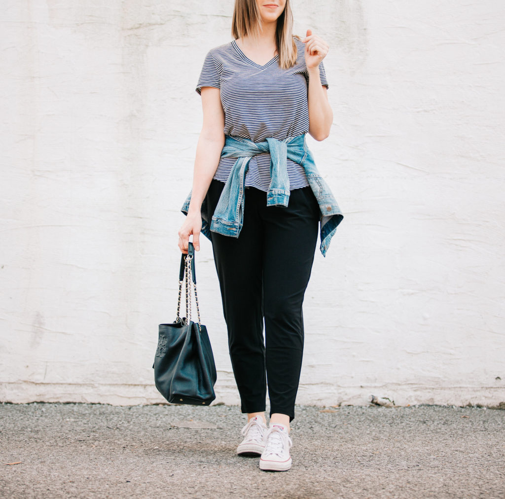 Styling Trousers Two Ways