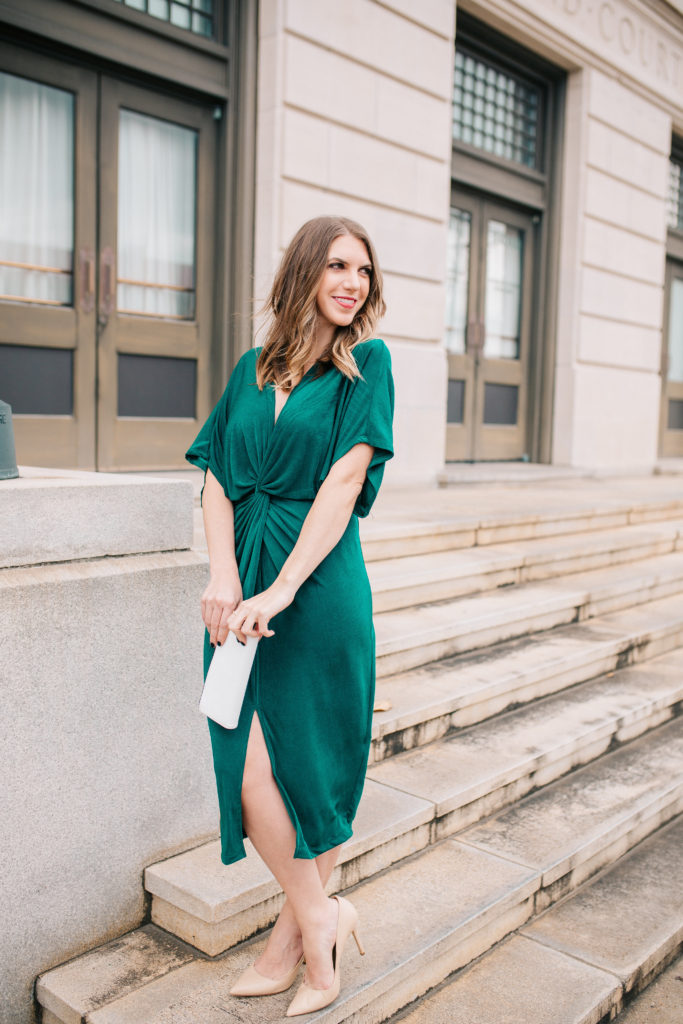 How to Style a Holiday Dress 2017